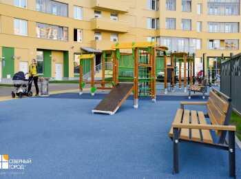 Зона отдыха и детская игровая площадка